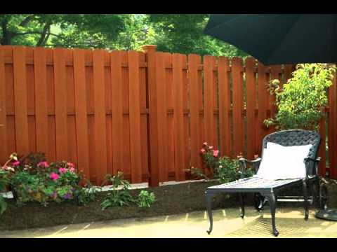 how to make a louvered privacy fence youtube. Black Bedroom Furniture Sets. Home Design Ideas