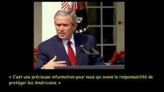 Bush parle d