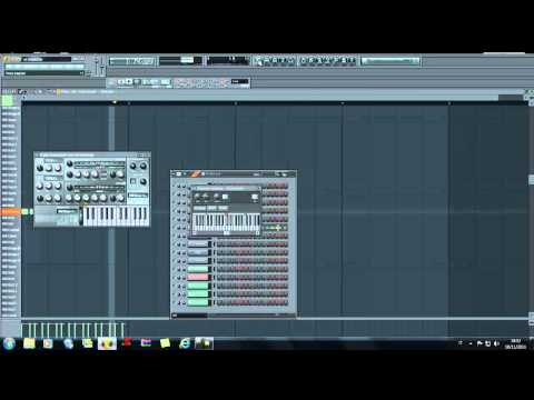 Dj Antoine vs Timati feat Kalenna - Welcome to St Tropez Fl Studio remake