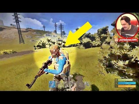 Deli Çatışmalar | Rust Türkçe Battle Royale | Bölüm 5