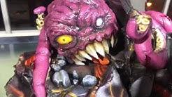 Quasar Fan Art Statue 1/4 scale statue + Bonus Adam Warlock