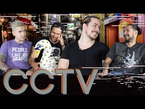 GAME GRUMPS SPACE (feat. Arin) • CCTV #15 SEASON FINALE