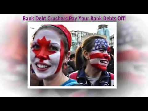 Middle Class Debts:  We Help You Get Your Bank Debts Settlements!