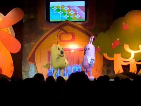09012010 toggolino live hannhover widget youtube - Bob el manitas ...