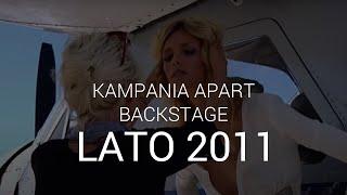 Apart.TV - Anja Rubik - kulisy sesji w Australii - 2011