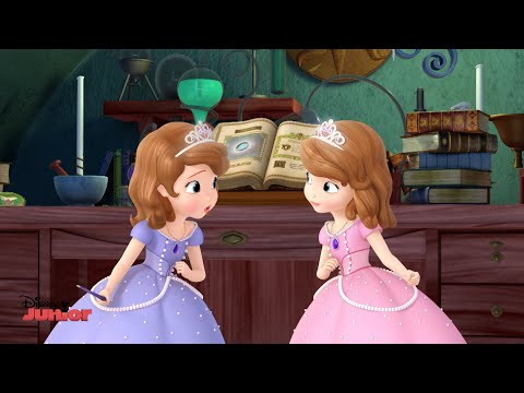 Sofia The First - Two Sofias! - Disney Junior UK HD