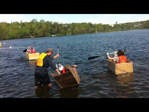 Cole Harbour High Boat Challenge 2015