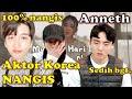 Aktor Korea 100% MENANGIS Lihat ANNETH - MUNGKIN HARI INI ESOK ATAU NANTI