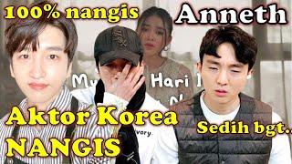 Download Aktor Korea 100% MENANGIS Lihat ANNETH - MUNGKIN HARI INI ESOK ATAU NANTI (OFFICIAL MUSIC VIDEO)