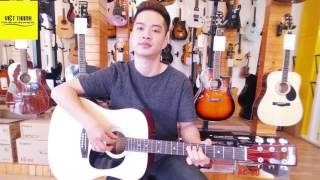 Đàn guitar giá rẻ cho sinh viên Suzuki SDG-6NL