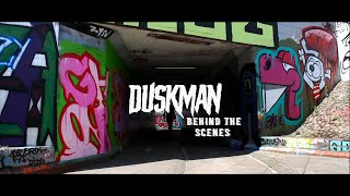 Behind the Scenes of DuskMan | Shooting Day 1 | February 2019