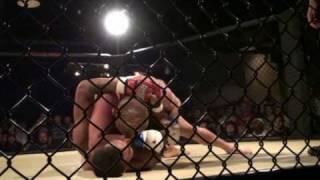 Hit Pit MMA - Tyson McAllister vs. Jerome Jones mma fight