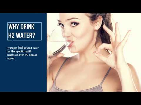 How To Make Hydrogen Water The Easy Way -  Best Hydrogen Water Tablets H2 True