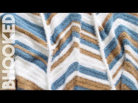 Hygge Lifestyle Crochet Blanket CAL Tutorial
