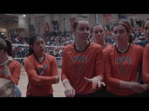 2016 Hope Volleyball Highlight Film