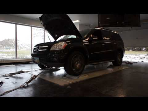 2007 Mercedes GL450 | Tuned By Smokey's Dyno & Performance