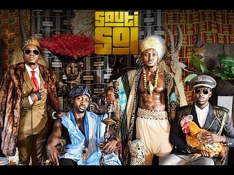 Sauti Sol - Say Yeah (Official Audio)