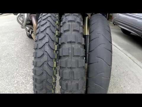Favorite Dual Sport Tire
