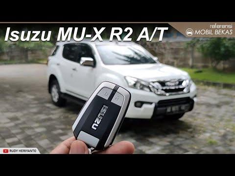 ISUZU MU-X R2