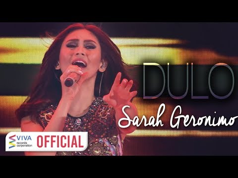 Sarah Geronimo — Dulo [Official Music Video]