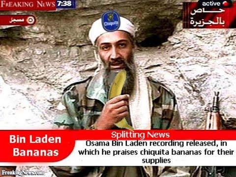Hey Mister Taliban Banana!