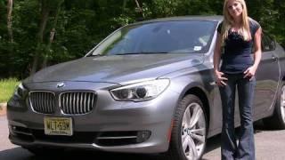 Roadfly.com - 2010 BMW 550i GT Gran Turismo Road Test Review