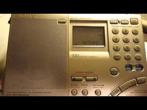 ESPN 1530 on Shortwave