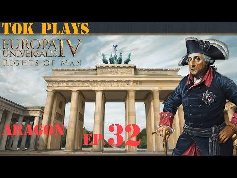 Tok plays EU4: Rights of Man - Aragon ep. 32 - Global Trade