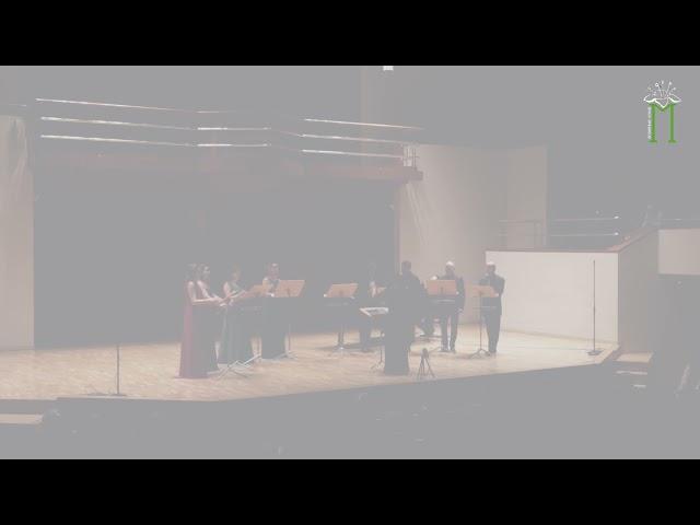 Trailer Ensemble  Vocal Mirtos. Dirección musical: Nuria Fernández Herranz.