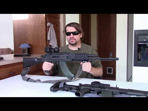 Atlantic's WBP Beryl Style AK Rifle - Review & FB Radom Archer Comparison