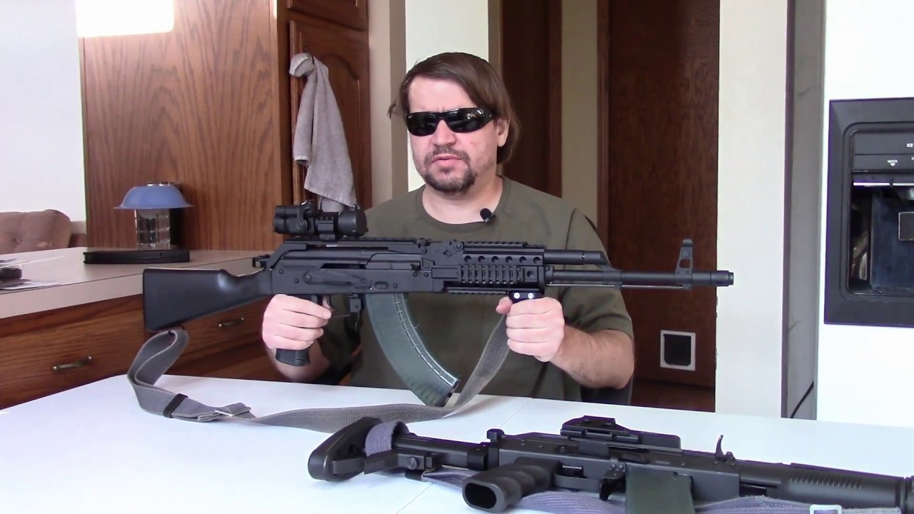 Atlantic's WBP Beryl Style AK Rifle - Review & FB Radom Archer Comparison