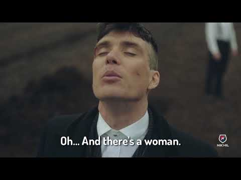 Oh And There's a Woman I Got Close | Whatsapp Status Peaky Blinders | Thomas Shelby | Cillian Murphy