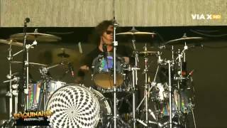 Alice in Chains - Them Bones -  Dam that river - Live nov 2011 - Chile