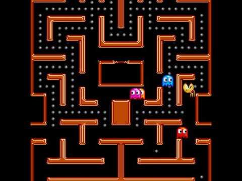 Ms. Pac-Man (SNES) - Vizzed.com GamePlay