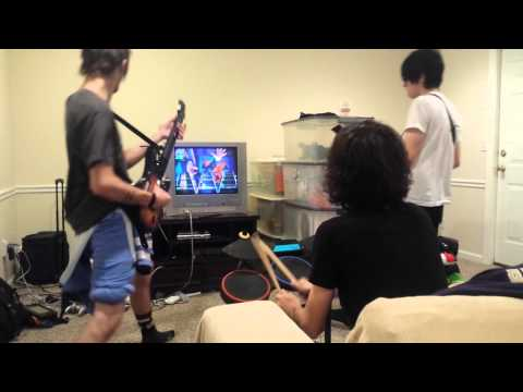 BRO CORE guitar hero Scream Aim Fire