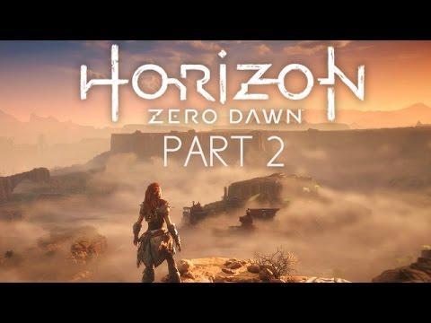 Horizon Zero Dawn - Part 2 - Proving Myself