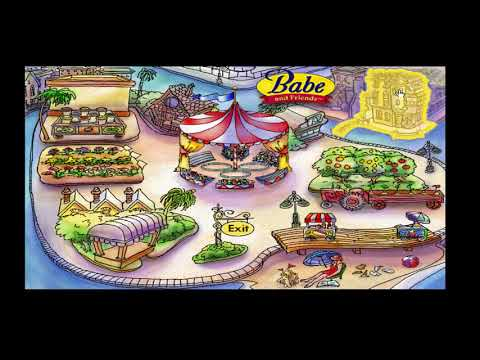 Babe And Friends Preschool Adventure: Playthrough