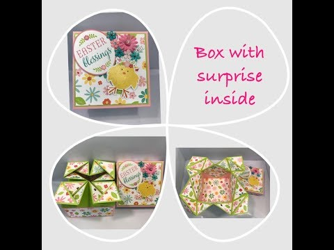 Box With A Surprise