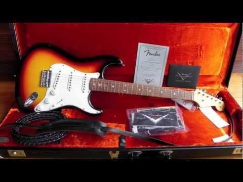 Fender Custom Shop 1965 Stratocaster - Redbone Guitar Boutique, San Antonio, TX
