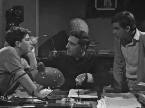 I ragazzi di padre Tobia - Lunga Veglia a Villa Fiordaliso -  serie TV 1968 - 1°episodio