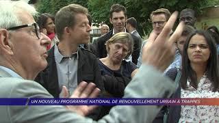 Yvelines | Un nouveau programme national de renouvellement urbain à Trappes