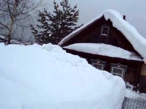 Снег 2016 Гремячинск