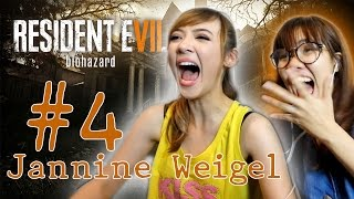 Resident Evil 7 - Jannine Weigel (พลอยชมพู) Part 4-2 [Speaking Thai]