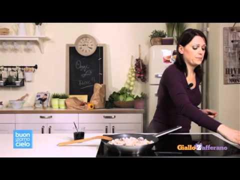 la ricetta di giallo zafferano seppie in nero youtube