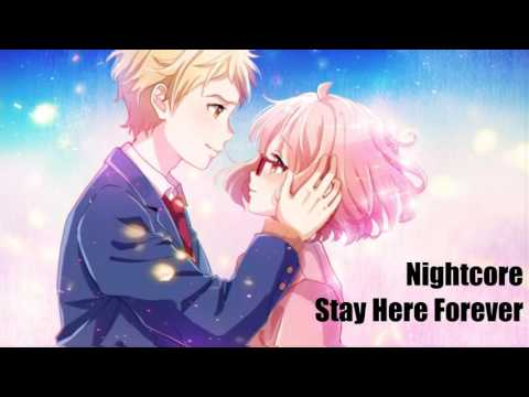 Nightcore-Stay Here Forever (Nytrix)