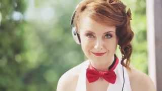 Ведущая+DJ на свадьбу. Промо-видео