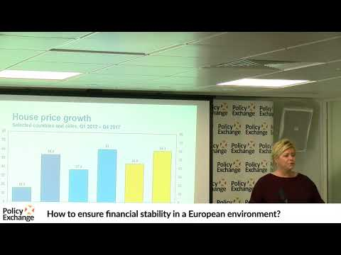 How to ensure financial stability in a European environment?