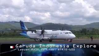 Garuda Indonesia Explore Labuan Bajo Ende