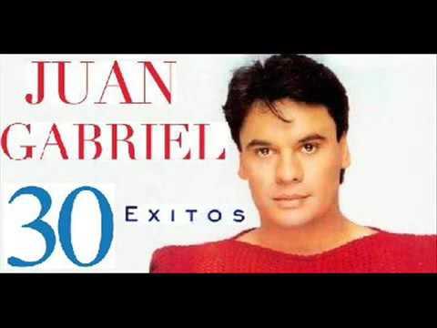 JUAN GABRIEL EXITOS 30 GRANDES EXITOS MIX QEPD