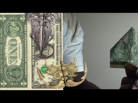 7 Devils, The DRAGON, SATAN, & the BEAST on the U.S. DOLLAR!!
